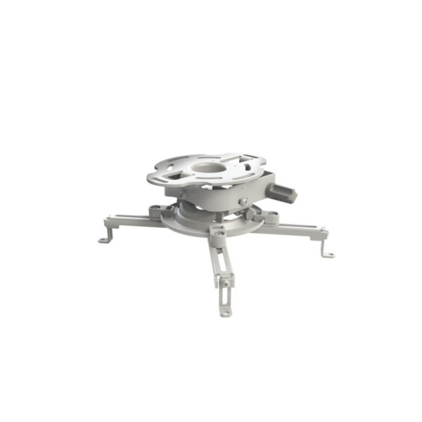 Peerless PRGS-UNV-W Precision Gear White Close to Ceiling Bracket